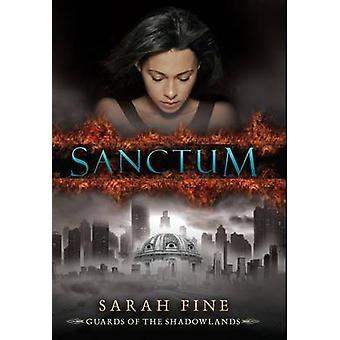Sanctum by Sarah Fine - 9781477810330 Book