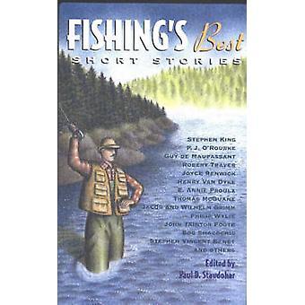 Fishings Best Short Stories by Paul D. Staudohar - 9781556524813 Book