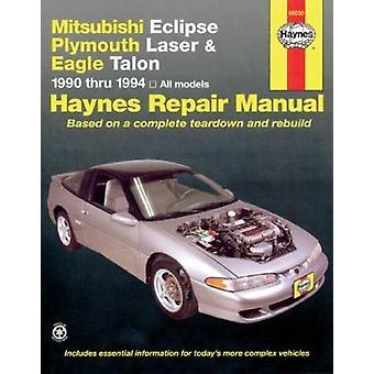 Mitsubishi Eclipse - Plymouth Laser and Eagle Talon (1990-1994) Autom