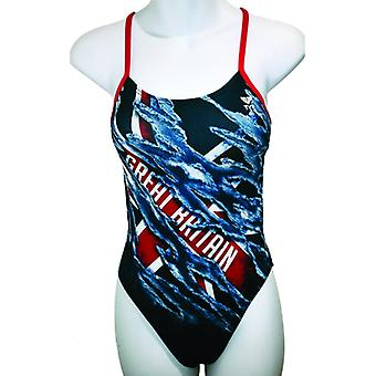 Tyr Great Britain Female Cutoutfit Swimwear For Girls