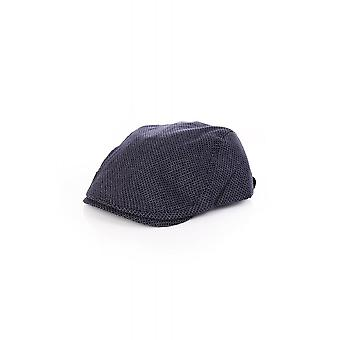 Ted Baker Mens Felling Semi Plain Flat Cap