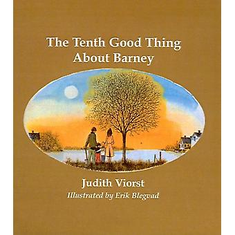 The Tenth Good Thing about Barney by Judith Viorst - 9780812405774 Bo
