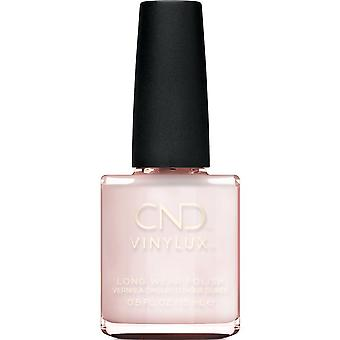 CND vinylux Exclusive Colours 2019 Nail Polish Collection - Satin Slippers (297) 15ml