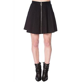 Banned Apparel Scratch Skater Skirt