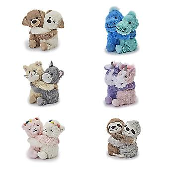Warmies Warm Hugs Microwavable Soft Cuddly Toy, With A Lavender Scent, Various Styles