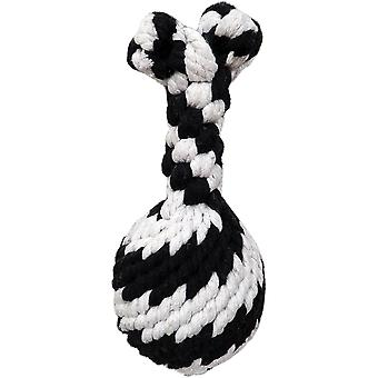 Super Scooch Rope Drumstick With Squeaker Dog Toy 8