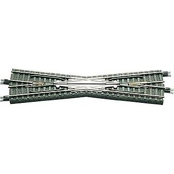 Z Rokuhan (incl. track bed) 7297020 Crossing 112.8 mm