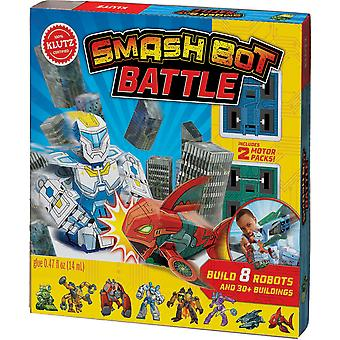 Smash Bot Battle Book Kit- K590648