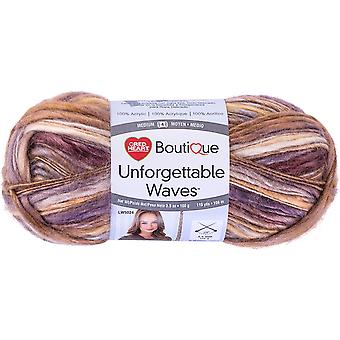 Red Heart Unforgettable Waves Yarn-Spices E846-3966