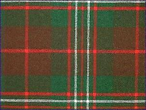 Scott Brown, Modern - Pure Wool Tartan