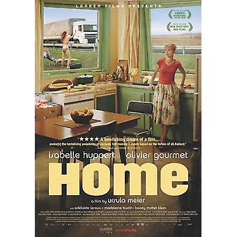 Home Movie Poster (11 x 17)