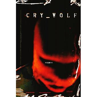 Cry Wolf filmposter (11 x 17)
