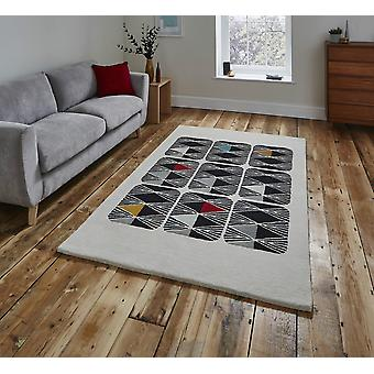 Inaluxe ix09 Rectangle tapis tapis Funky