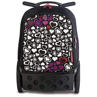 Nikidom Roller Backpack Roller Cuore (Toys , School Zone , Backpacks)