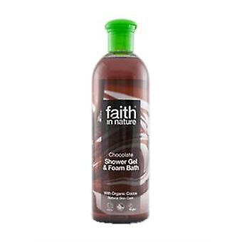 Faith In Nature Chocolate Shower Gel