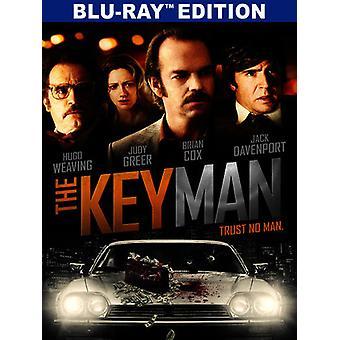 Key Man [Blu-ray] USA import