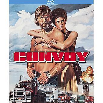 Convoy (1978) [BLU-RAY] USA import