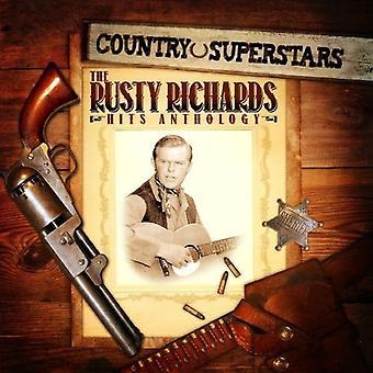 Rusty Richards - Country Superstars: Die rostigen Richards Hits Anthol [CD] USA import