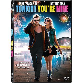 Tonight You're Mine [DVD] USA import
