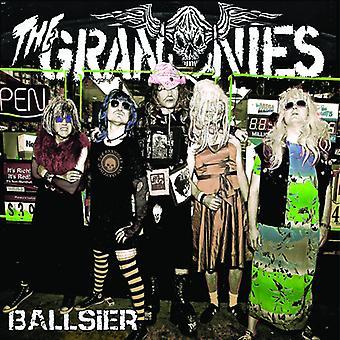 Bedstemødre - Ballsier [CD] USA importerer
