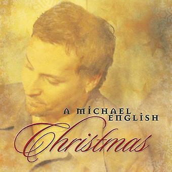 Michael English - Michael English Christmas [CD] USA import
