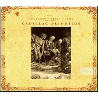 Cadillac Blindside - allegori af død & berømmelse [CD] USA import