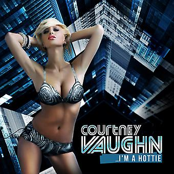 Courtney Vaughn - I'm a Hottie [CD] USA import