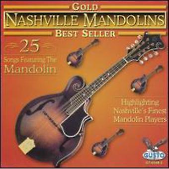 Nashville Mandolins - Gold 25 Songs [CD] USA import