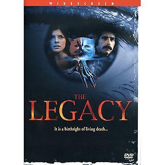 Legacy [DVD] USA import