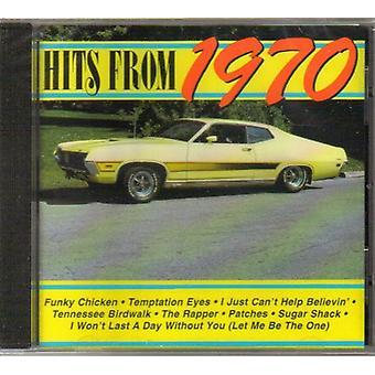 Rock Hits 1970 - Rock Hits 1970 [CD] USA import