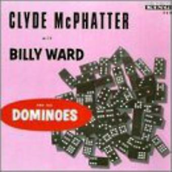 Clyde McPhatter - With Billy Ward & Dominoes [CD] USA import