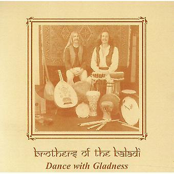 Brødre af Baladi - dans med glæde [CD] USA import