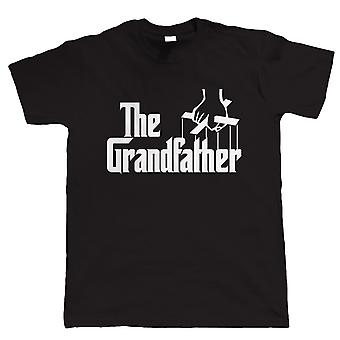 Vectorbomb, The Grandfather, Funny Mens T Shirt (S to 5XL)
