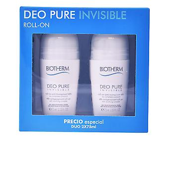 PURE INVISIBLE DÉO ROLL-ON LOTE
