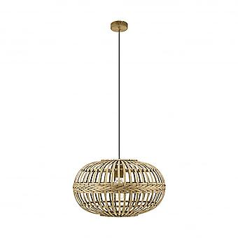 Eglo AMSFIELD Open Oval Ceiling Pendant