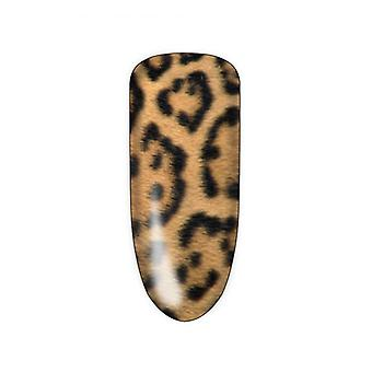 Nail Rock Nail Wraps Nail Rock Cheetah  Furry Nail Wraps
