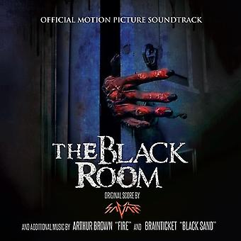 Savant - The Black Room / O.S.T. [CD] USA import