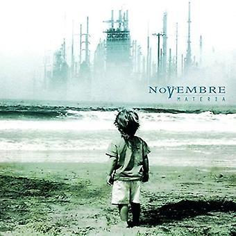 Novembre - Materia [CD] USA importerer