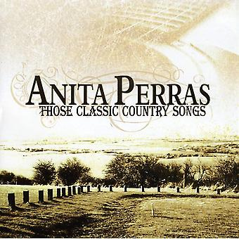 Anita Perras - de klassiske land sange [CD] USA import