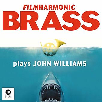 Williams / Filmharmonic messing - Filmharmonic messing spiller John Williams [CD] USA import