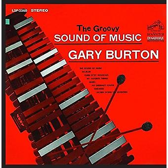 Gary Burton - Groovy Sound of Music [CD] USA import