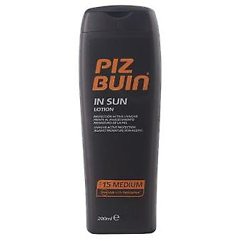 Piz Buin In Sun Lotion Medium 200 ml (Cosmetics , Body  , Sun protection)