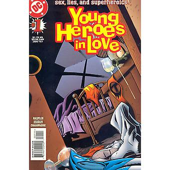 Young Heroes in Love No. 1 (Sarjakuva)