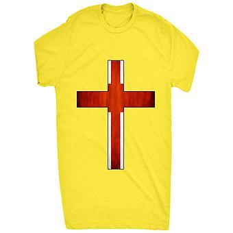 Berømte England Flag inde i Cross