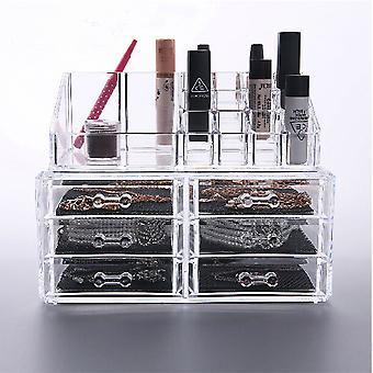 OnDisplay Skyler Tiered Acrylic Cosmetic/Jewelry Organizer