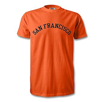 San Francisco College Style T-Shirt