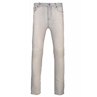 JUNK YARD it slim Pant men's jeans grey 5-Pocket style
