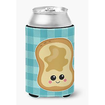Carolines Treasures  BB6843CC Peanut Butter Toast Can or Bottle Hugger