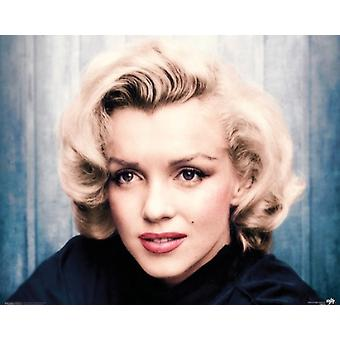 Marilyn Monroe - Serious Look Poster Poster Print