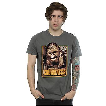 Star Wars Men's Chewbacca Scream T-Shirt